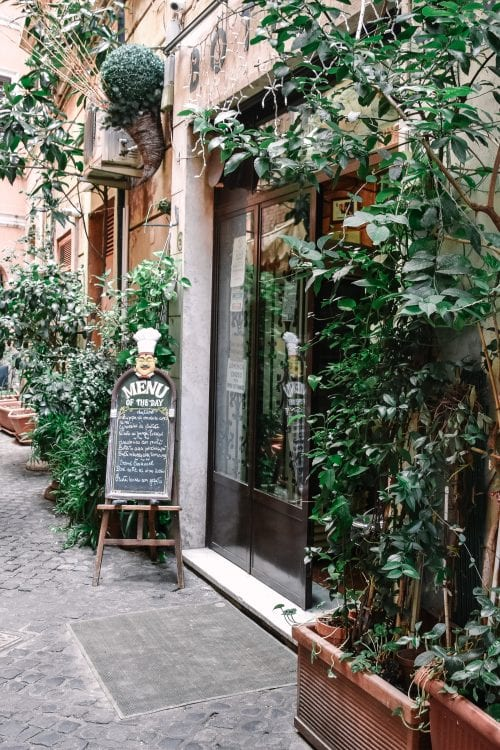 The Best Places To Eat Pasta In Rome