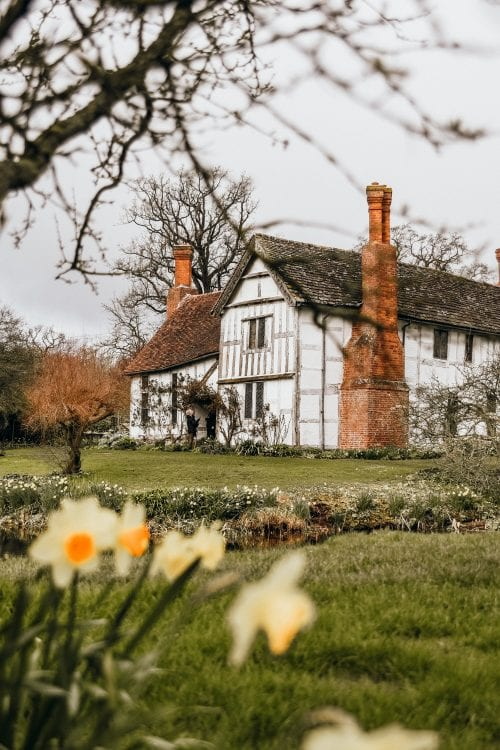 A Glimpse Inside The National Trust's Brockhampton Estate