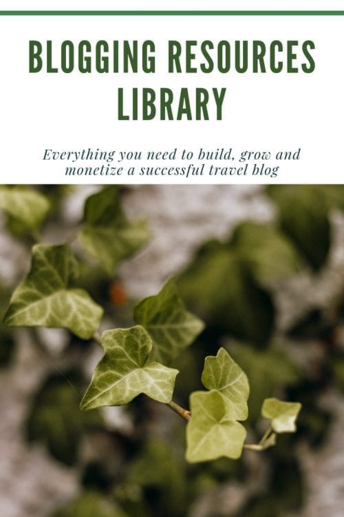 Blogging Resources Library - Everything You Need For Blogging Success and Monetizing Your Blog