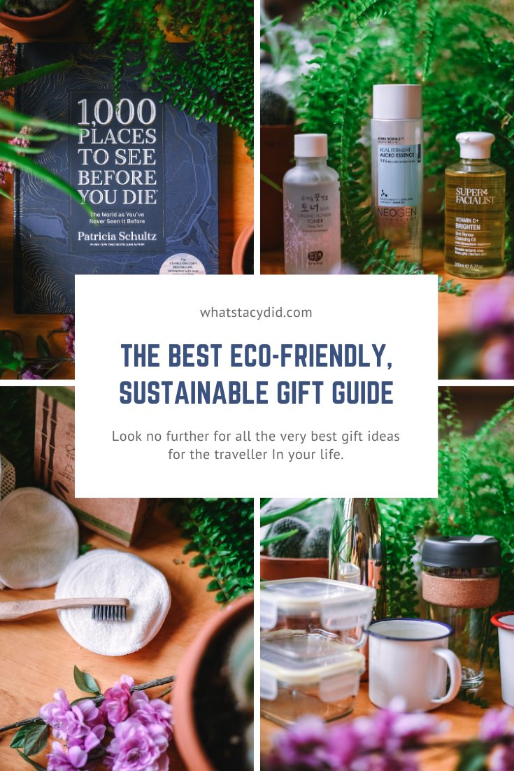 The Best Gift Ideas For Travellers - A Sustainable, Eco Friendly Guide