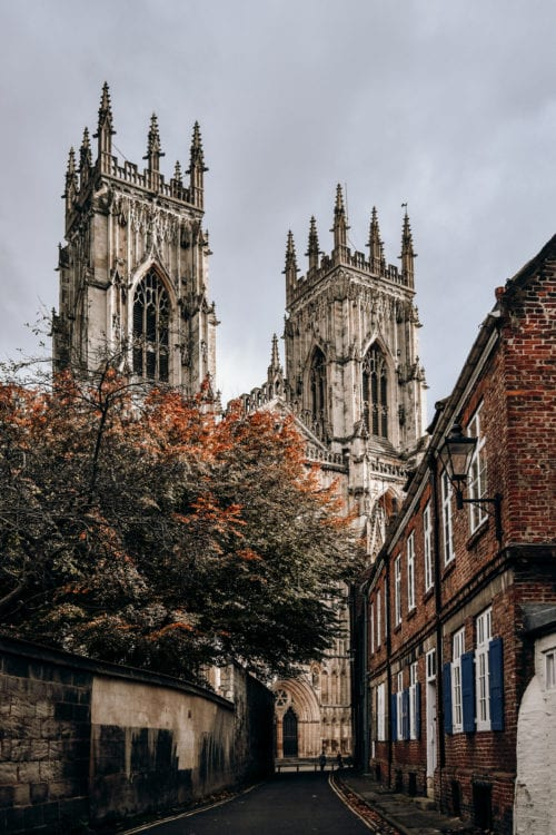 The Top 25 UK City Breaks