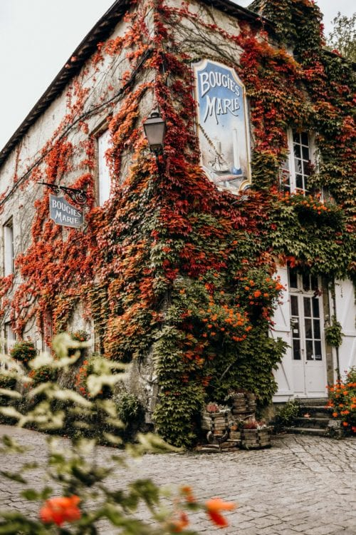 The Prettiest Places in Brittany, France