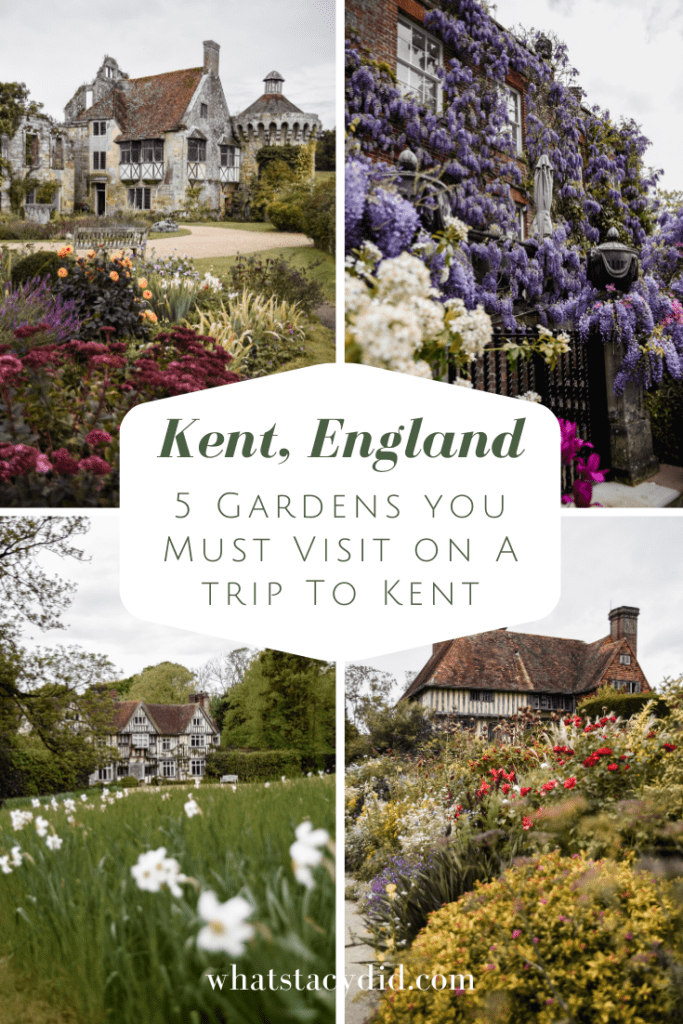 The most beautiful gardens in Kent