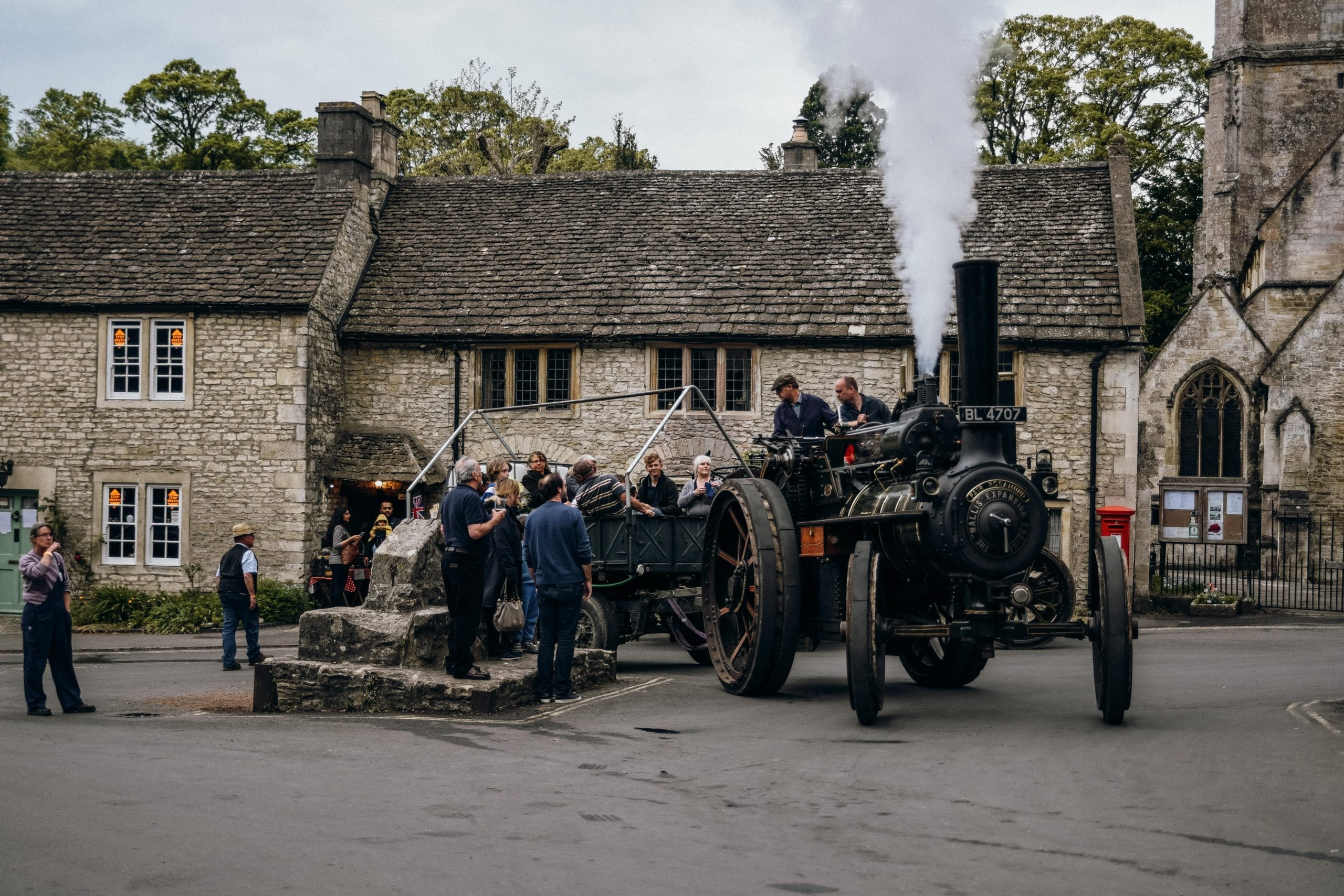 A Complete Guide To Castle Combe