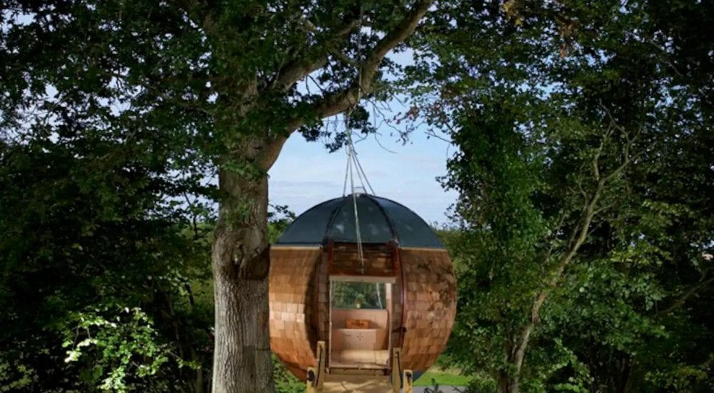The Very Best Airbnb's In The UK